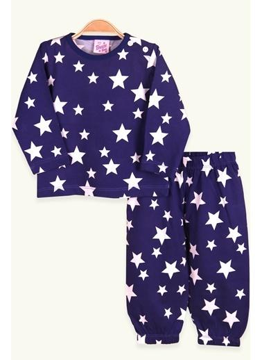 Breeze Pijama Takım Mor